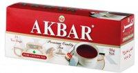 Чай чёрный ТМ Akbar