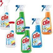 Средства для мытья стекол Clin