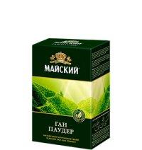 Чай зелёный ТМ Майский