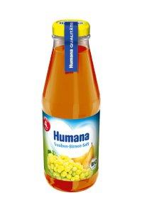 Сок Для детей ТМ Humana