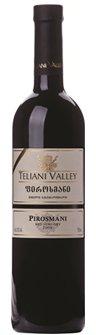 Вино Грузии Красное Полусухое ТМ Teliani Valley