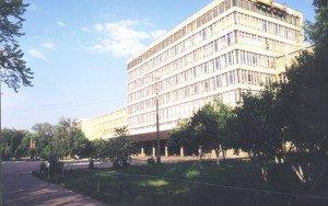 Киевский национальный университет строительства и архитектуры  -