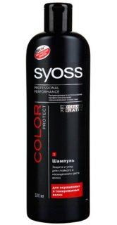 Шампунь Для окрашенных волос Syoss