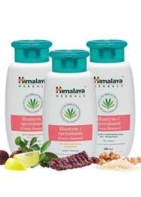 Шампуни Himalaya Herbals