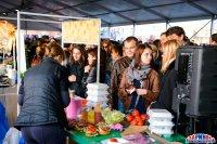 Фестиваль уличной еды на Дарынке