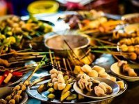 Фестиваль уличной еды на ВДНХ