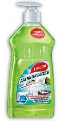 Unicum Средство для мытья посуды «Лайм»