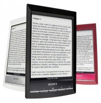 Электронные книги Sony