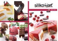 Силиконовая форма для выпечки Silikomart