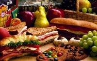 Городской праздник еды Уличная Еда