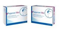 Таблетки для похудения редуксин мет