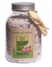 Соль для ванны Bohemia Natur с лавандой