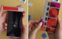 Модульный смартфон Ara