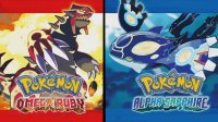 Pokemon Omega Ruby and Alpha Saphhire