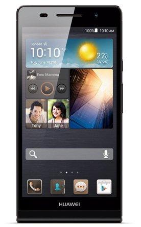 Двухстандартный смартфон Huawei Ascend P6-С00 в рассрочку без переплат.