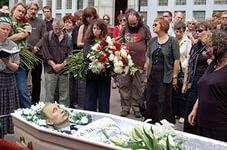 Евромайдан - скорбим  с  кончиной  путина