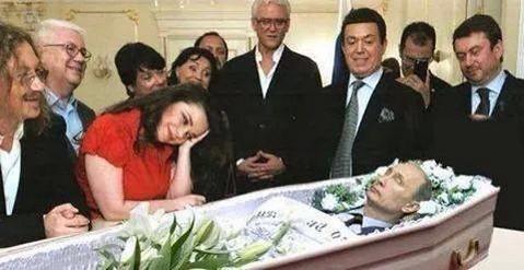 Евромайдан - Россия в трауре