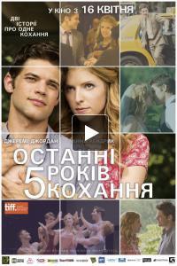 Последние 5 лет любви (2015)