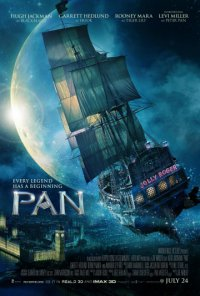 Пэн: Путешествие в Нетландию (2015)