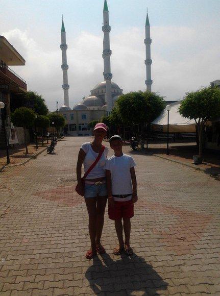 TUI Ukraine - По приемлемой цене хорошо отдохнула с сыном в Бодруме