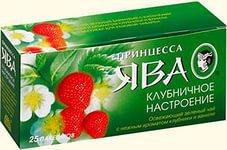 Зеленый чай «Принцесса Ява» - Вредно для здоровья.