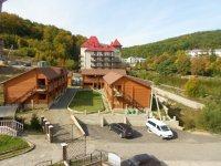 Отельный комплекс Здравница Карпат