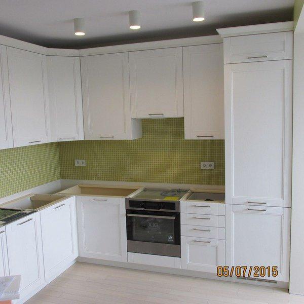 Кухни Zetta - Моя комфортная пристань от Зетты (кухонный гарнитур)