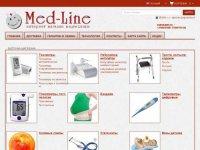 Интернет-магазин med-line.com.ua