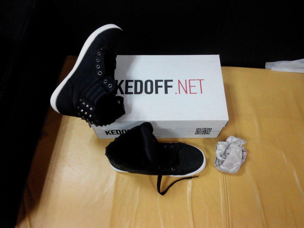 Kedoff.net - Кеды для дочурки