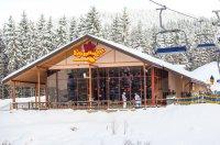 Кафе Бульчиньоха, Буковель