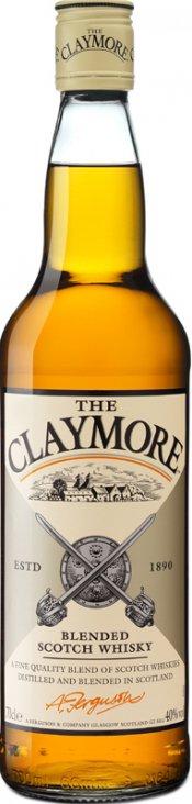 Виски Claymore (Клеймор)