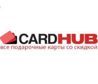 """Подарочные сертификаты """"CardHub"""" cardhub.com.ua"""