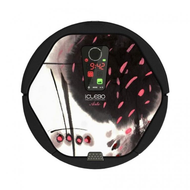 Робот-пылесос iClebo Arte - лучший подарок который я получал