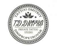 Тату студия T.D.Dnipro'