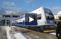 Укрзализныця пустит двухэтажный поезд Киев-Харьков