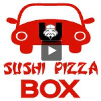 Sushi Pizza BOX Суши Пицца Бокс