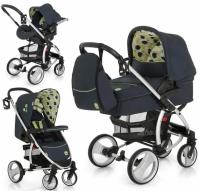 Детская коляска Hauck Malibu XL (3 в 1)