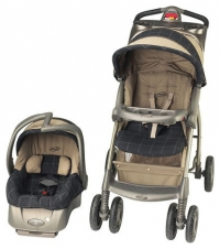 Детская коляска Evenflo Aura Select Travel System