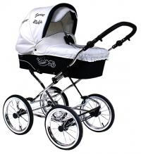 Детская коляска El-Jot Scarlett 3 в 1