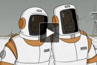 Мы не можем жить без космоса (Мультфильм 2014)