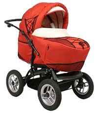 Детская коляска Carbo-Car KAPRYS