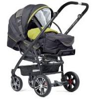 Детская коляска Gesslein F6 Air+ (одноместная)