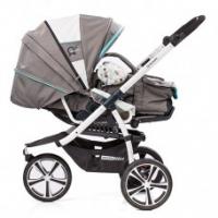 Детская коляска Gesslein F3 Air+ (2в1)