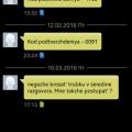 Отзыв о Prom.ua: Недовольные менеджеры пром.юа теперь отправляют смс потребителям сайта