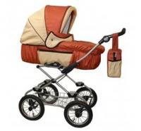 Детская коляска Deltim Primer Macius (2 в 1)