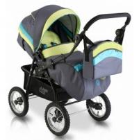 Детская коляска Deltim Voyager Soft