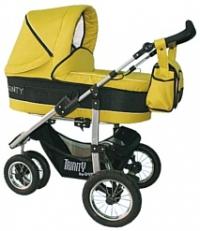 Детская коляска Dymex Triniti