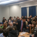 Отзыв о Открытый международный университет развития человека «Украина»: Динамічна лекція  Професор Лі Мьон Гу