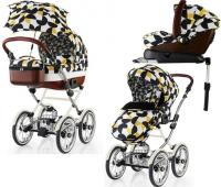 Детская прогулочная коляска 3 в 1 Cosatto Wonder