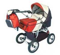 Детская коляска Carbo-Car NICOLAS SPORT